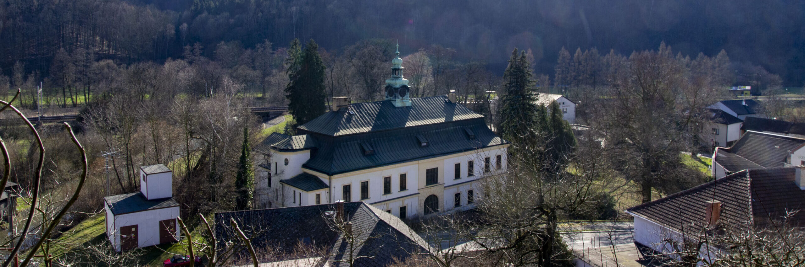 Zámeček Brandýs nad Orlicí